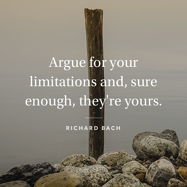 argue-for-your-limitations